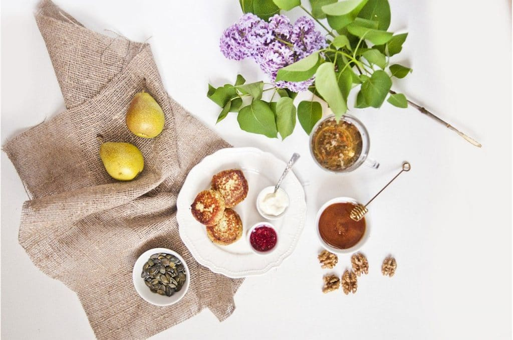 Les calories dans le miel