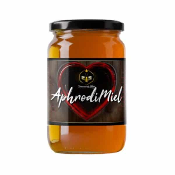 miel aphrodisiaque
