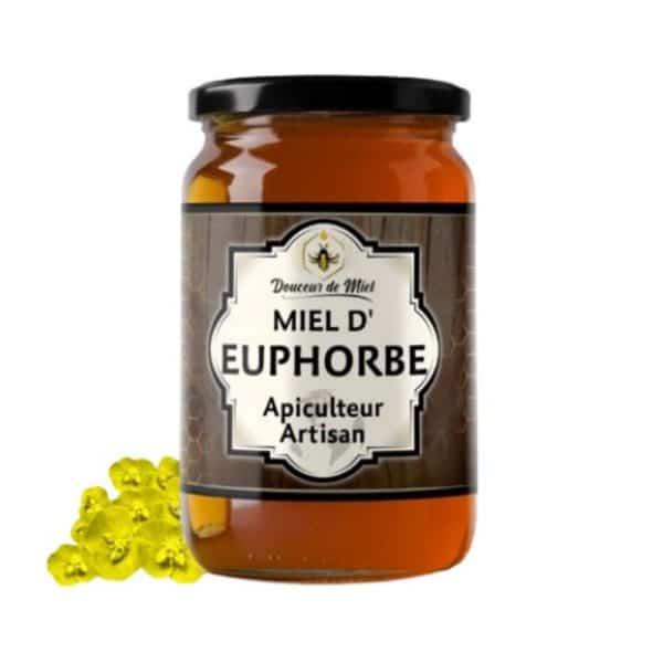 Miel d'euphorbe du maroc