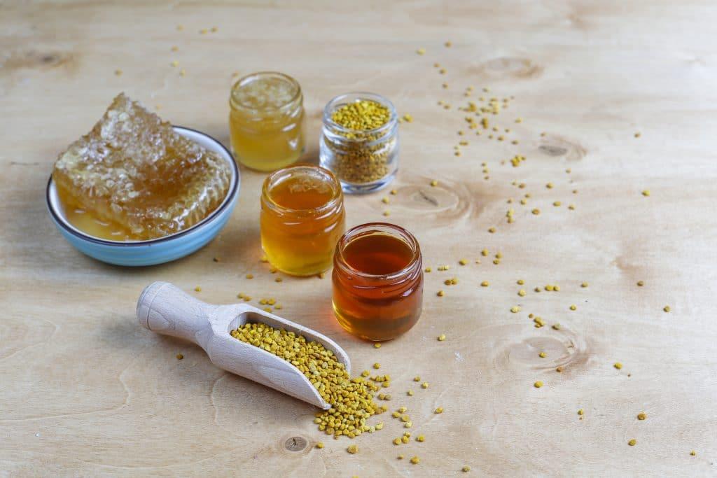 Tour d'horizon sur le miel cru