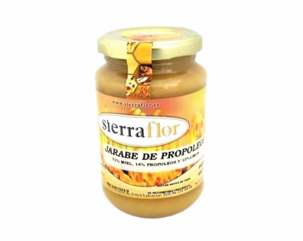 Mélange de miel, propolis et citron 400g
